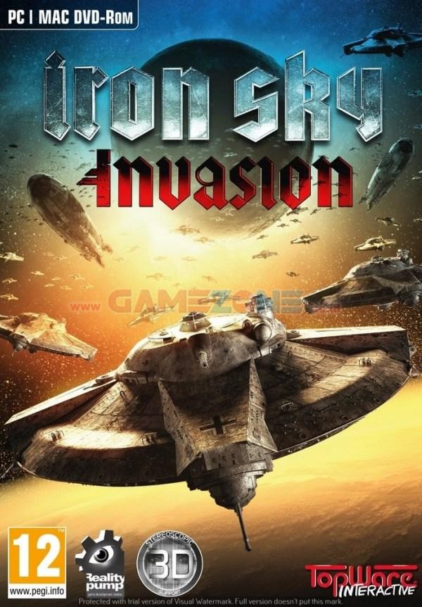 Iron Sky: Invasion (DVD) - PC-0