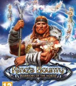 King's Bounty: Warriors of the North (DVD) - PC-0