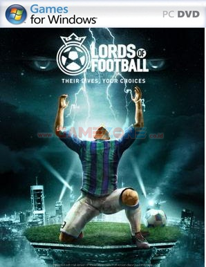 Lords of Football (DVD) - PC-0