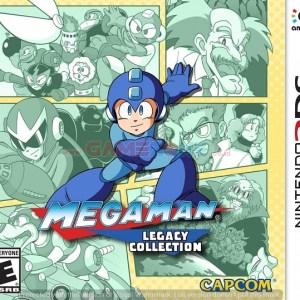 Mega Man Legacy Collection - Reg1 - 3DS-0