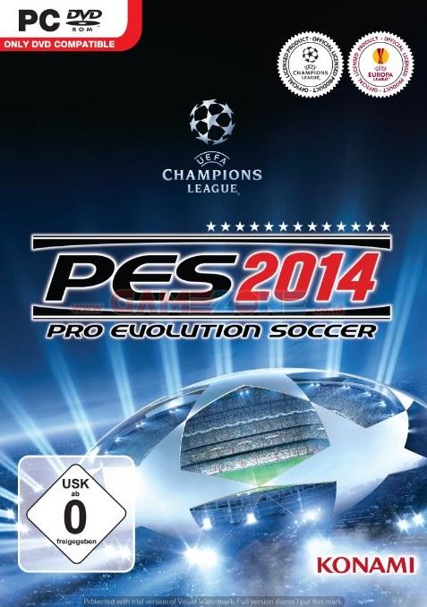 Pro Evolution Soccer 2014 - Patch 3 ISL (DVD) - PC-0