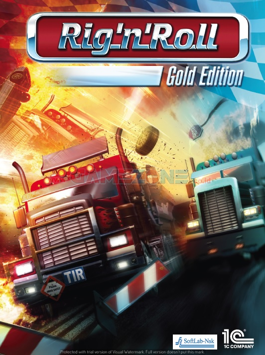 Rig 'n' Roll : Gold Edition (2DVD) - PC-0