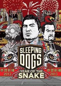 Sleeping Dogs : Year of the Snake (2DVD) - PC-0