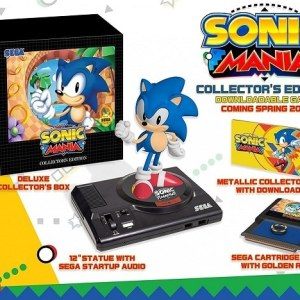 Sonic Mania - Collector's Edition - Switch - Reg1 - Switch-0