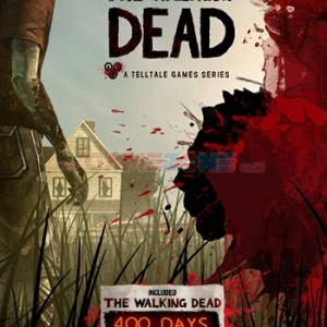 The Walking Dead: 400 Days (DVD) - PC-0