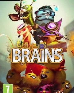 Tiny Brains (DVD) - PC-0