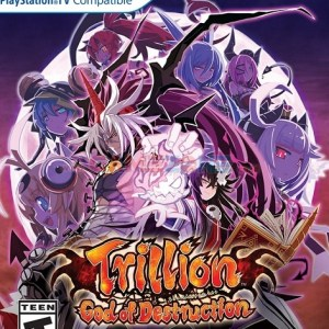 Trillion: God of Destruction - Reg1 - PS Vita-0