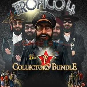 Tropico 4: Collectors Bundle (2DVD) - PC-0