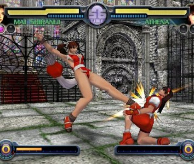 Women Are Busty The Games Sound Has An Upbeat Musical Score But Otherwise Features Little That Is Different From Previous Kof Titles
