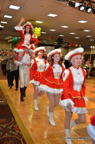 German Mardi Gras and Karneval