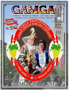 GAMGA Gala magazine