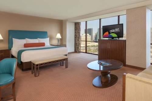 room at Rio Hotel Las Vegas