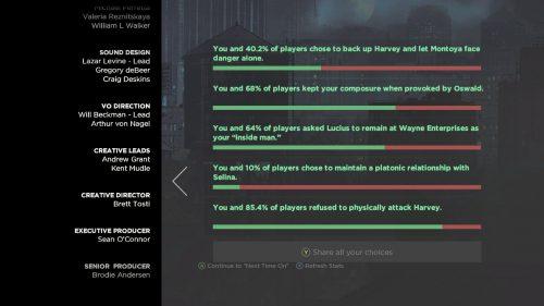 Batman: Decisions Matter
