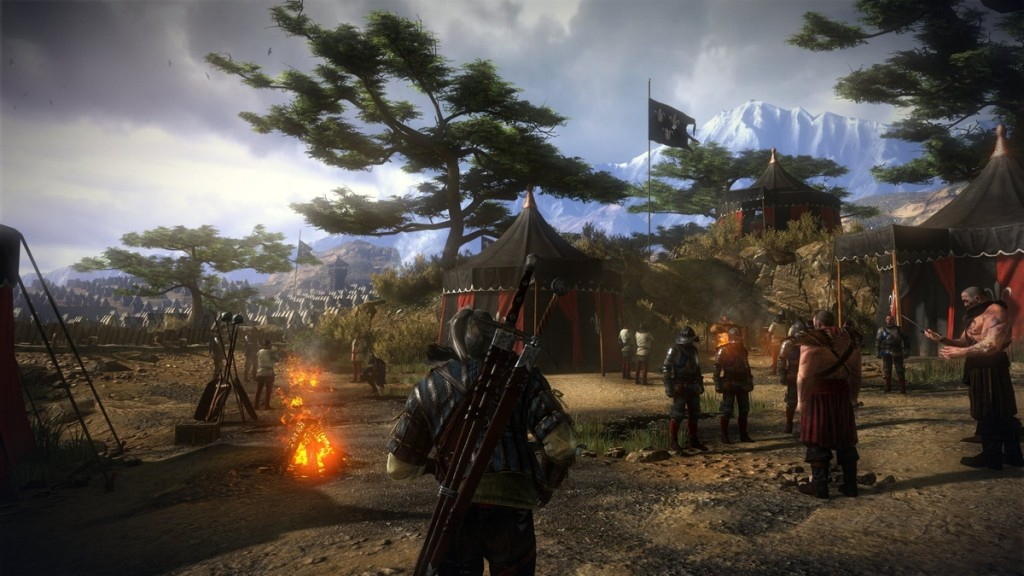 The Witcher 2 Assassins Of Kings Enhanced Edition Review For Xbox 360 Gaming Age