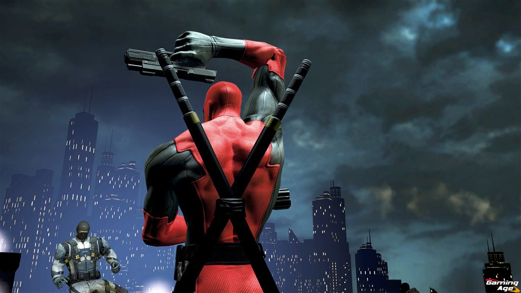 Deadpool Review For Ps3 Xbox 360 Pc Gaming Age