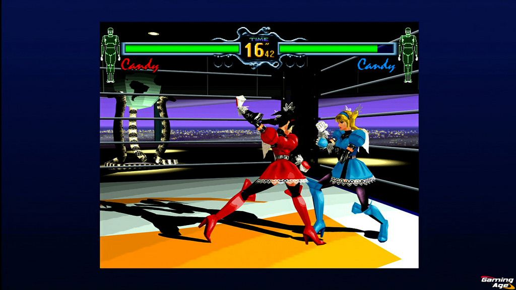 Fighting Vipers Review For Xbla Psn Gaming Age