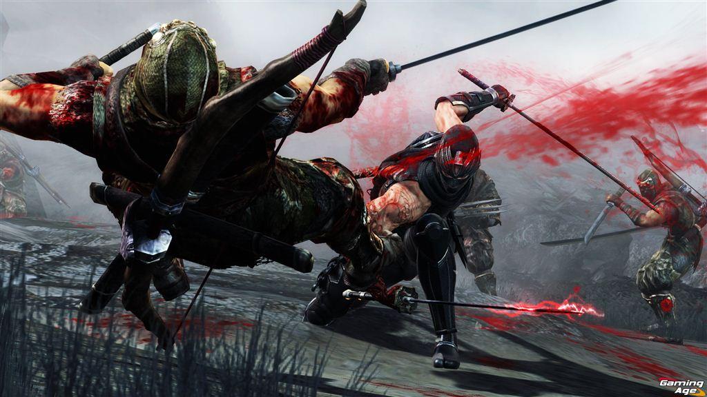 Ninja Gaiden 3 Razor S Edge Review For Ps3 Xbox 360 Gaming Age