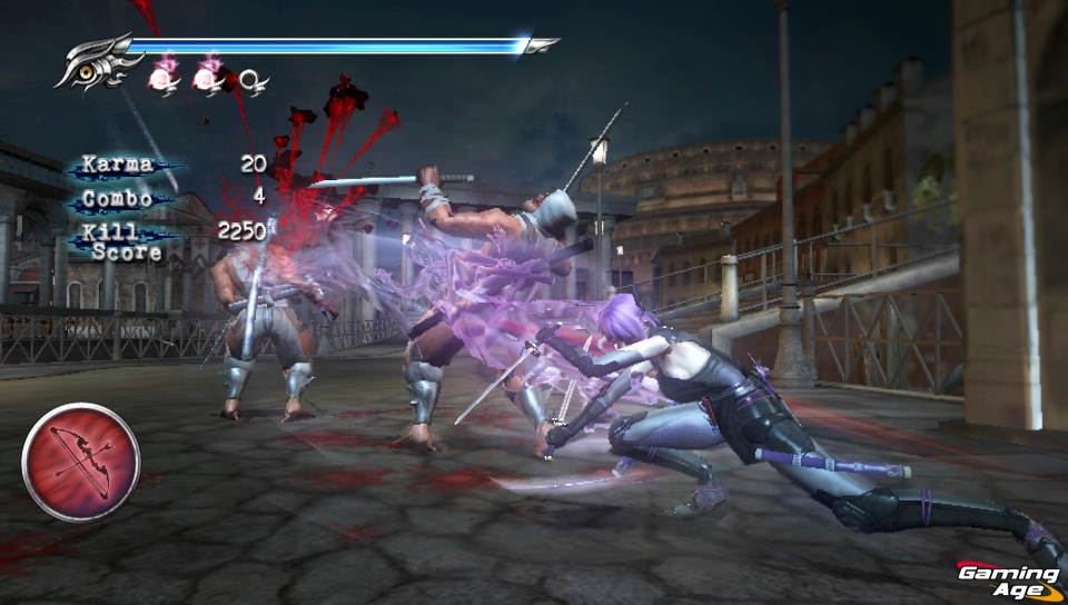 Ninja Gaiden Sigma 2 Plus Review For Ps Vita Gaming Age