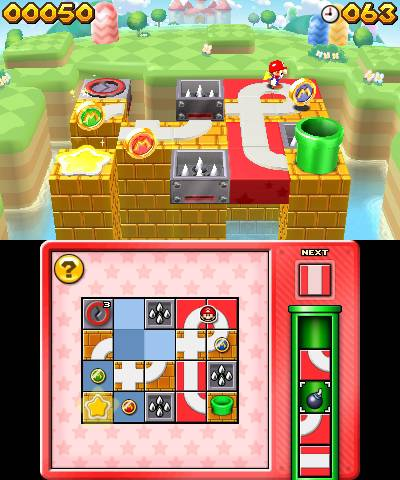 mario and donkey kong 3ds 1