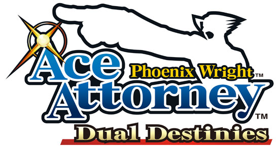 Phoenix Wright Ace Attorney - Dual Destinies - logo