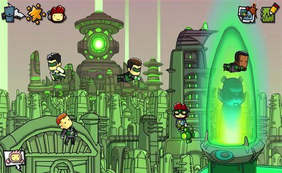 Scribblenauts Unmasked_Green-Lanterns2