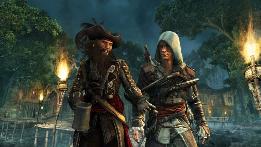 Assassin S Creed Iv Black Flag Review For Ps4 Gaming Age