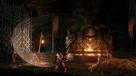 Castlevania Lords of Shadow - Mirror of Fate HD 1