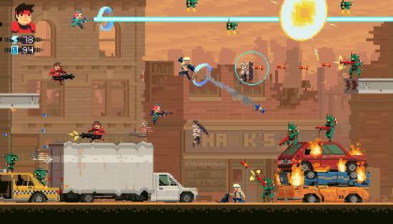 super time force 001