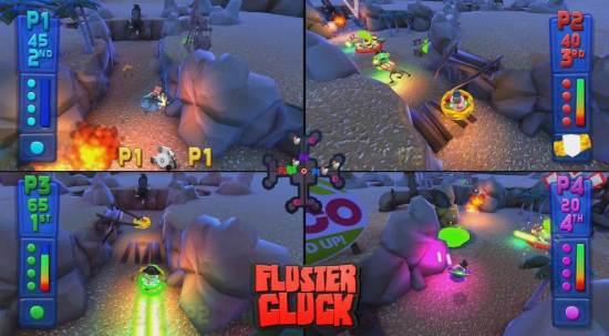 Fluster Cluck 1