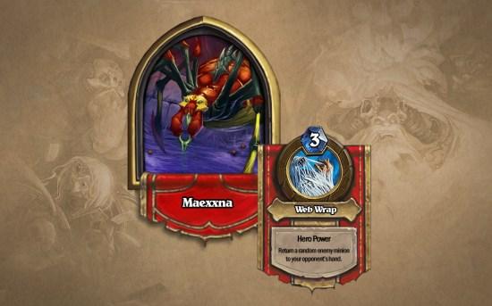 Maexxna_Hero_Power4