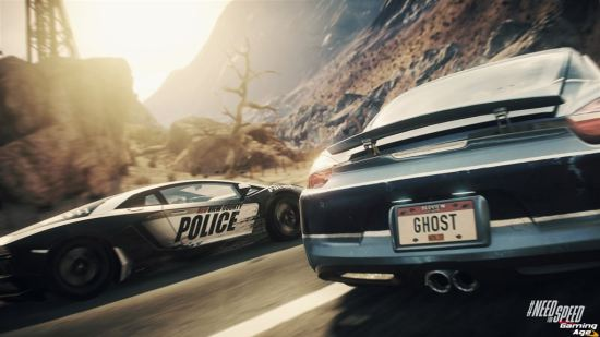 Need for Speed Rivals Complete Edition Desert-Race