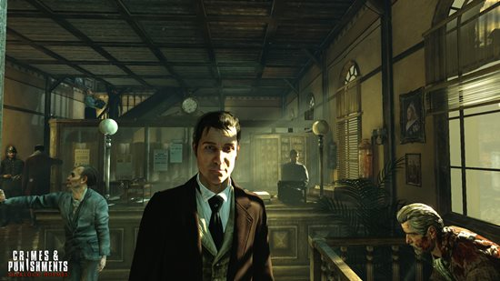 Sherlock Holmes Crimes & Punishments 3