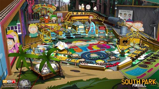 South Park_Pinball 2
