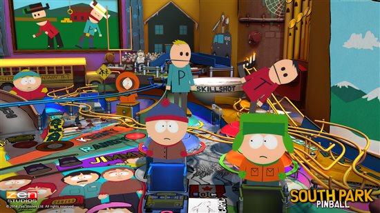 South Park_Pinball 3
