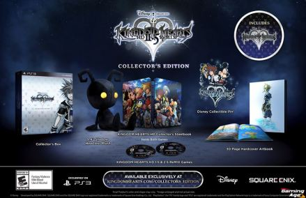 Kingdom Hearts HD 2.5 CE