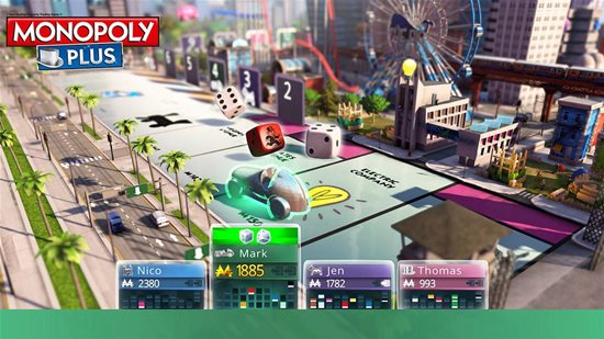 Monopoly Family Fun Pack 1