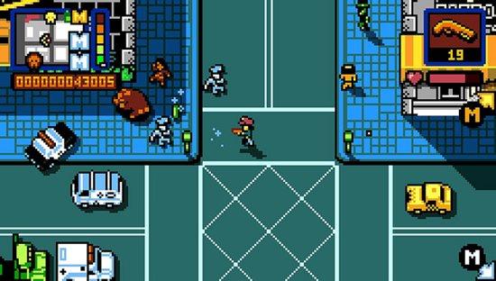 Retro City Rampage DX 1
