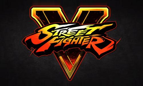 Image result for Street fighter V logo