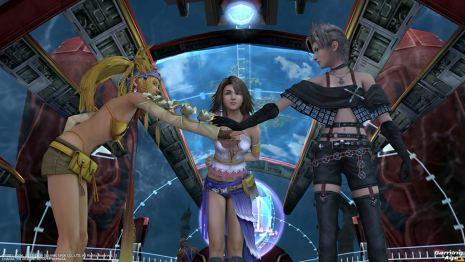 Final Fanasty X-X2_HD PS4_7