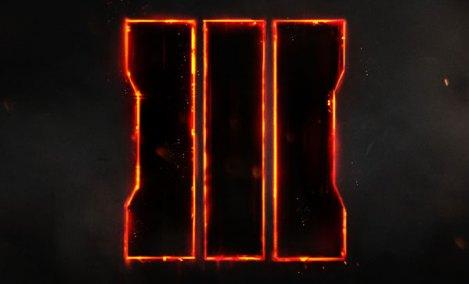 Call of Duty Black Ops III teaser logo