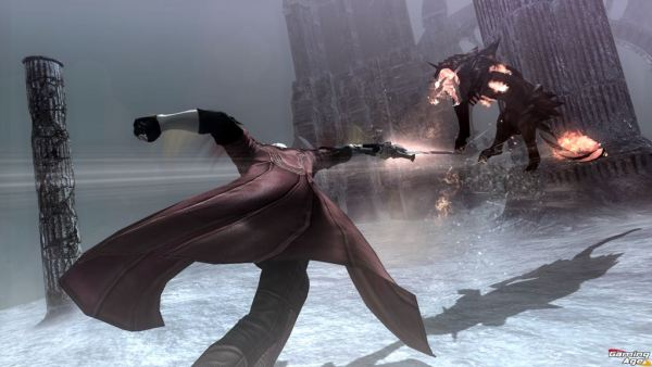 Devil May Cry 4 SE_Dante_01