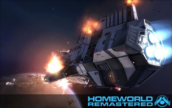 Homeworld Remastered 1