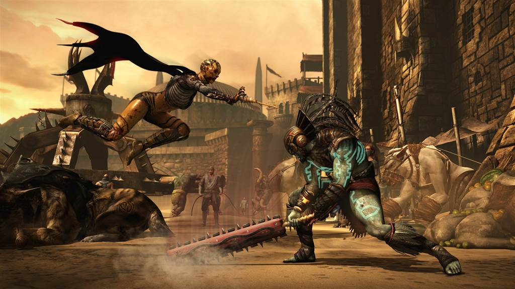 Mortal Kombat X Review For Ps4 Xbox One Pc Gaming Age