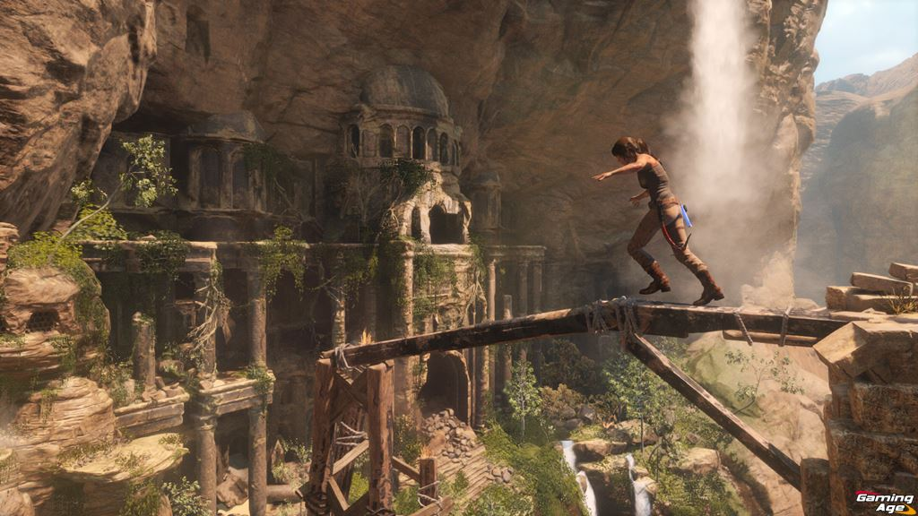 Discover This New Rise Of The Tomb Raider 20 Year Celebration