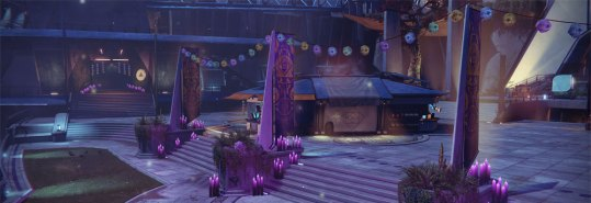Destiny Festival of the Lost-tower