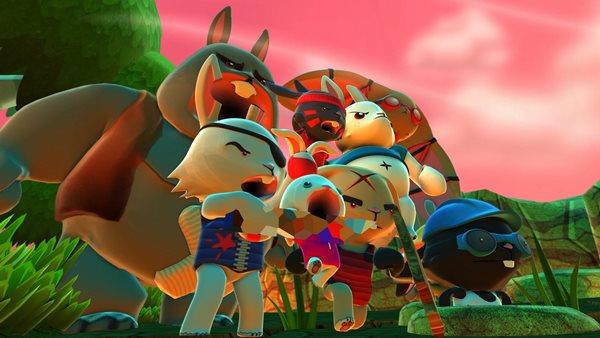 Blast Em Bunnies 1