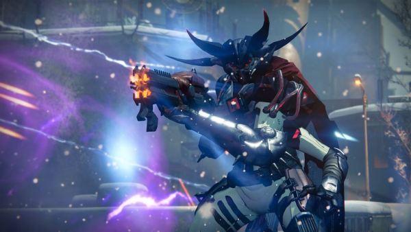 Destiny Rise of Iron 1
