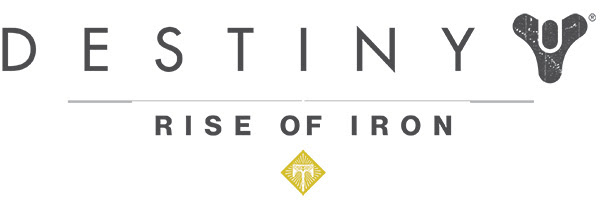 Destiny Rise of Iron logo new