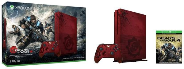 Xbox One S Gears 4 LE_2