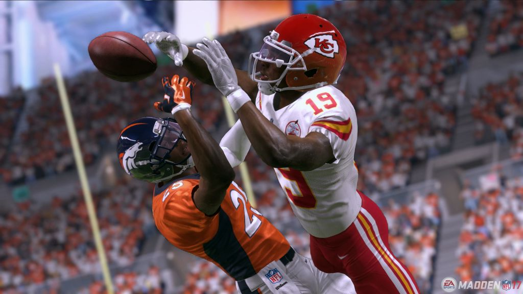 Madden NFL 17 Review For Xbox One PS4 Gaming Age